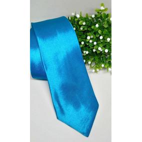 Gravata Lindo Azul Turquesa - Gravatas Masculinas no Mercado Livre ... 44a1185bb5
