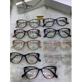 Armação Para Óculos De Grau Varios Modelos Femininos Oculos - Óculos ... ad6fd5c15c