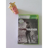 Tomb Raider Xbox 360 Garantizado