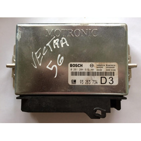 Modulo De Injeção Vectra 2.2 D3 93 253 734 / 00020826sa6020