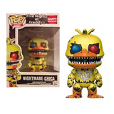Nihgtmare Chica Five Nights At Freddy