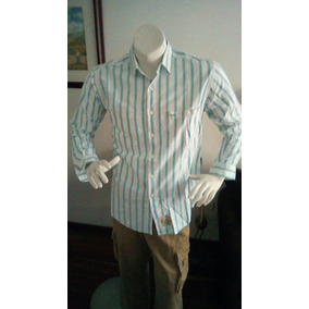 Camisa Marca Bermuda Talla L