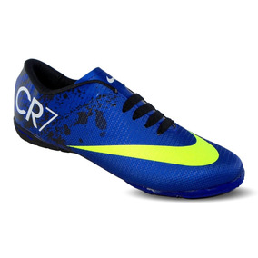 32fb9be6ba21f Tenis Nike Mercurial Cr7 Futbol Soccer Unisex (2 Colores)