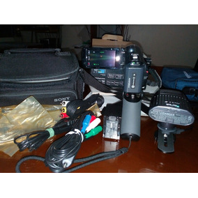 Vdeo Camara Sony Hdr-cx150 Con Doble Pilay Todos Los Acces