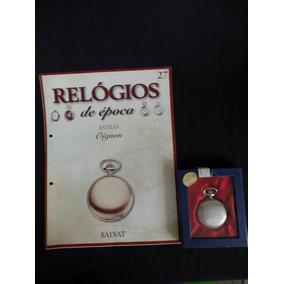 Coleção Relógios De Época - Número 27 - Origon - Salvat