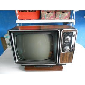 Televisor Antiguo Retro Vintage Chiquito Zenith