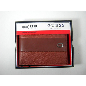 db78504c0 Billetera Guess Para Hombre En - Billeteras en Mercado Libre Colombia