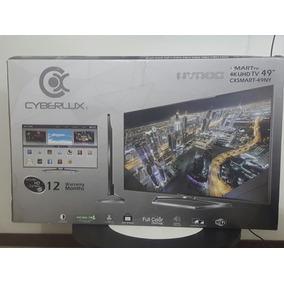 Smart Tv. 49 Pulgadas . 4k Ultra Hd. Con Camara