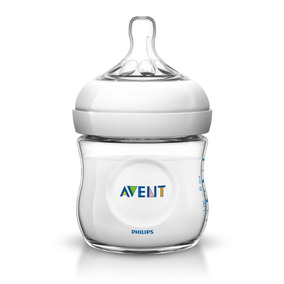Avent - Biberon Natural De Polipropileno 125 Ml