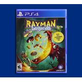 Rayman Legends Ps4 Disponible