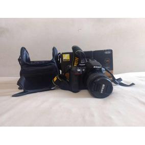 Câmera Nikon D5300 Pouco Usada