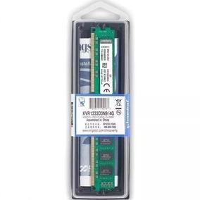 Memória Kingston Ddr3 4gb 1333 Mhz Desktop Pc Intel Amd