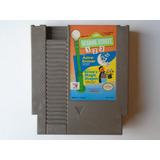 Sesame Street 1 2 3 Nes Hi Tech Expressions Nintendo