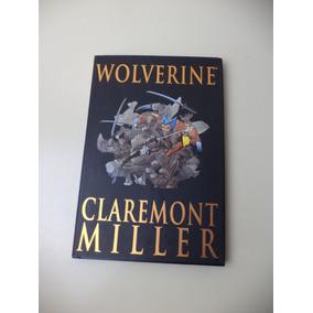 Importado Hq Wolverine Claremont Miller - Em Inglês