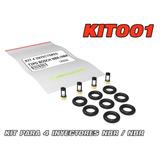 Kit001 Limpieza Inyectores Vw Fox Crossfox Space Plástico