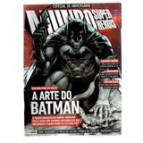 Revista Mundo Dos Super Heróis Especial A Arte Do Batman