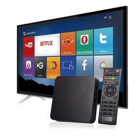 Tv Box Smart 2gb Ram 16gb Rom Youtube Netflix Android 7.1