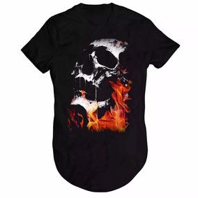 521c30361c804 Camisa Fogo - Camisetas e Blusas no Mercado Livre Brasil