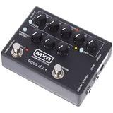 Pedal Bajo Distorsión Mxr Bass Di Plus M80 Lm
