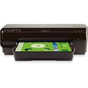 Impressora Hp 7110 A3 + Bulk Ink Big Tanque + 1 Lt De Tinta