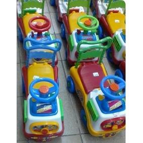 Carro Montable Para Niños Pequeños Con Juegos Didactico