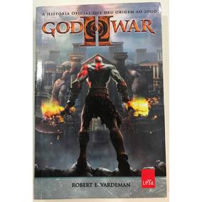 Livro God Of War Vol 1 E Vol 2