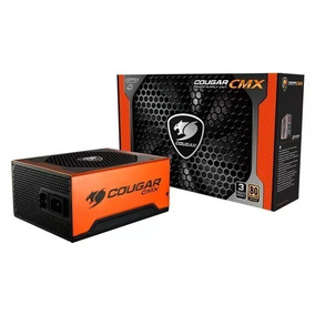 Fonte Cougar 850w Cmx 80plus Bronze Modular 3 Anos Garantia