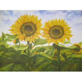 Puzzlelife 1000 Piece Jigsaw Puzzles Sunflower Field 2 1178 Sonstige