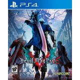 Devil May Cry 5 Ps4 Digital Gcp