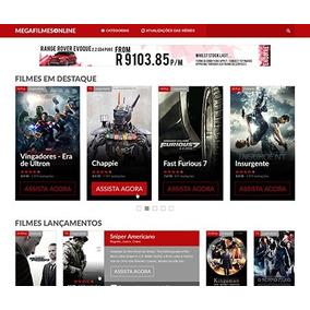 Template Wordpress Mega Filmes Online ( Original )