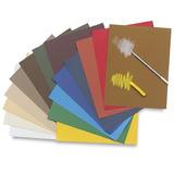 Art Boards 800g 5 Cores Violeta 254x406 Miolo Creme Cx 40