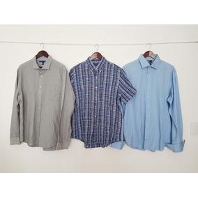 Lote De Camisas Tommy Hilfiger - Ropa c5d21e85cea