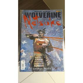 Wolverine Netsuke Completo Em 2 Edições
