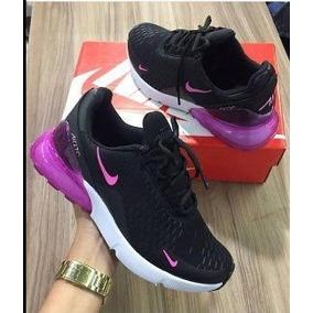 Tênis Nike Air Max 270 Gel Bolha Homem E Mulher Envio Em 24h 805a766abf