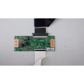 Placa T-con Cód: 6870c-6442btv Tv Smart Toshiba V2 32l2400