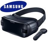 Oculos Gear Vr Samsung Original Sm-r324 C/ Controle