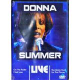 Donna Summer Live En Vivo Concierto Dvd