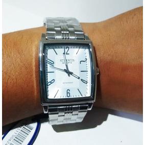 f4a1d2b2280 Relogio Atlantis Sports Quadrado - Joias e Relógios no Mercado Livre ...