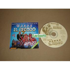 Banda El Recodo Los 20 Mejores Corridos Y Rancheras 2 - 95 f511dfd76fa