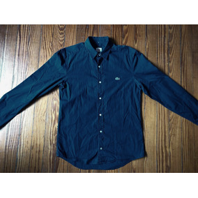 Camisa Lacoste Manga Corta Talla Small Color Negra - Ropa y ... c46822e6ce