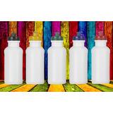 50 Squeeze 500ml Plástico Para Personalizar Liso