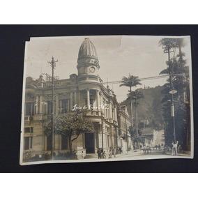 Foto Antiga Juiz De Fora - Rua Halfeld