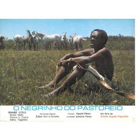 Cartazes Filme O Negrinho Do Pastoreio 2 Por R$ 20 Originais