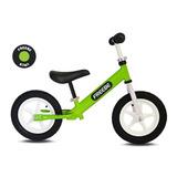 Bicicleta Aprendizaje Balance Sin Pedales Niños - Verde
