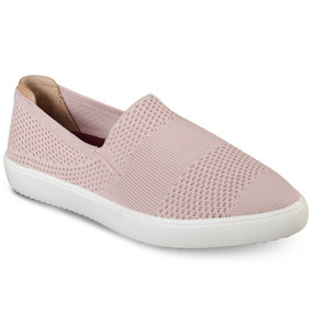 Tenis Mark Nason By Skechers Slip On Rosa Palo Memory Foam