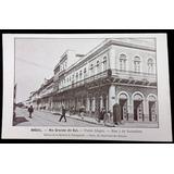 Rio Grande Do Sul, Porto Alegre Rua 7 Setem - Postal Antigo
