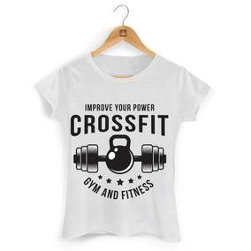 f90ce323107c1 Crossfit Camiseta Camisetas Tamanho P - Camisetas e Blusas para ...