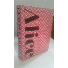 Caixa Alice + Alice Cosac Naify (livro Novo)