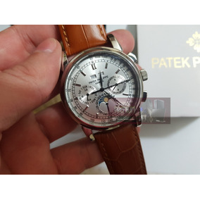 4b2a75b3c46 Relogio Patek Philippe Geneve 113 Masculino - Relógios De Pulso no ...