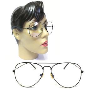 184319c34e7b3 Armação Para Óculos De Grau Estilo Aviador - Óculos no Mercado Livre ...